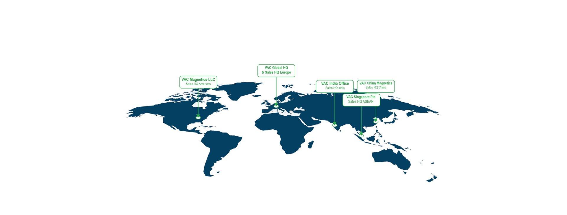 VAC Distribution Partners | VAC